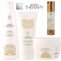 Pack Divine Arabic Oil Smart Therapy: 1 Shampoo + 1 Tratamiento + 1 Reparador de puntas + 1 Acondicionador DE REGALO!!!