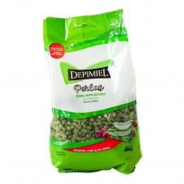 Cera Depilatoria Vegetal en Perlas x 400gr Depimiel