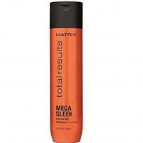 Shampoo Mega Sleek x300 Total Results Matrix