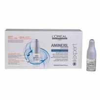 Caja de Ampollas Aminexil x 10 Unid. L'Oreal Professionel