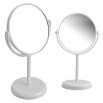 Espejo de Mesa Blanco