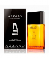 Perfume Eau De Toilette Pour Homme x100 ml Azzaro