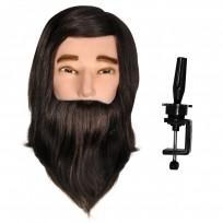 Cabeza de Práctica Barbería Hombre