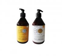 Shampoo + Acondicionador Matcha x500ml Bio Balance Primont