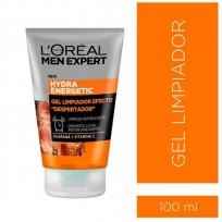 Gel Limpiador Hydra Energetic X 100 Ml L'oréal Men Expert