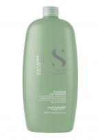 Shampoo x 1000ml Energizante Semi Di Lino Alfaparf