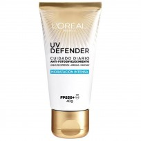 Crema Facial UV Defender Hidratación Intensa Loreal Paris