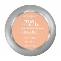 Polvo Compacto True Match Powder Honey Beige Loreal Paris