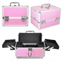 Maletín Profesional Pink HE02