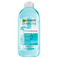 Agua Garnier Micelar Skin Active Piel Mixta x400ml