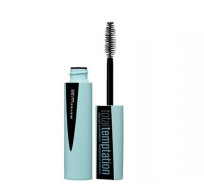 Máscara De Pestañas Maybelline Total Temptation Waterproof