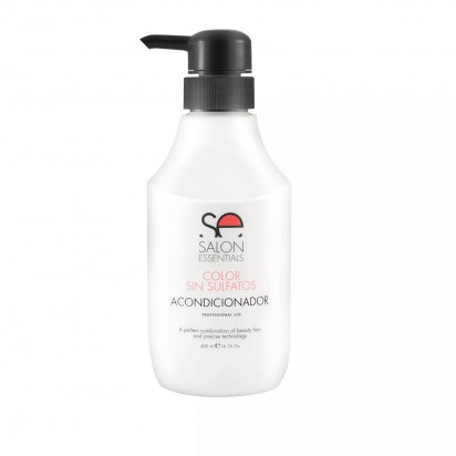 Acondicionador Color Sin Sulfato x 400 ml Salon Essentials