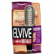 Pack Elvive Dream Long Liss + Cepillo de Regalo