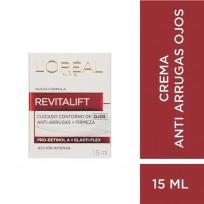 Crema Ojos L´oréal Paris Revitalift X 15ml