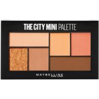 The City Mini Palette Cocoa Maybelline