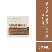 Crema Jalea Real Noche L´oréal Paris Age Perfect X 50ml