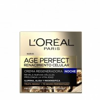 Crema de Noche Age Perfect x50ml Loreal Paris