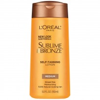 Loción Autobronceante x150ml Sublime Bronze Loreal Paris