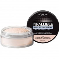 Polvo Ligero Loreal Paris Loose Powder Infallible