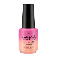 Esmalte Semipermanente Color Change Gel UV/LED Meliné (Disponible Sunset y Aurora)