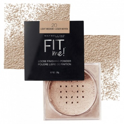 Fit Me x20g Loose Finishing