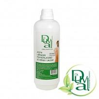 Aceite Limpiador Post Depilatorio de Ceras y Jaleasx 500ml. Dr. Duval