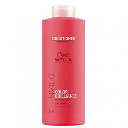 Acondicionador x1000ml Color Brilliance Invigo Wella