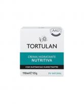 Crema Hidratante Nutritiva Con Sustancias Humectantes x 110 ml Tortulan