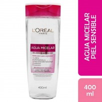 Agua Micelar L´oréal Paris Hidra Total 5 X 400ml