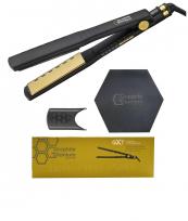 Plancha Iónica Profesional de 38mm Graphite Titanium BabylissPRO