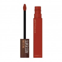 Labial Líquido SuperStay Matte Ink Coffee COCOA CONNOISSEUR Maybelline