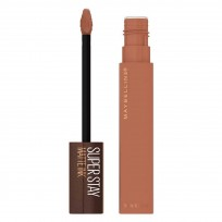 Labial Líquido SuperStay Matte Ink Coffee Genius Maybelline