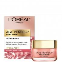 Crema Facial Age Perfect Cell Renewal Rosy Tone Loreal Paris