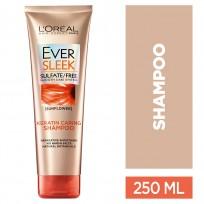 Shampoo Ever Sleek Keratin Care x 250ml Loreal