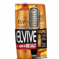 Pack Elvive Oleo Extraordinario + Cepillo de Regalo