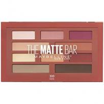 The Matte Bar Pallete maybelline