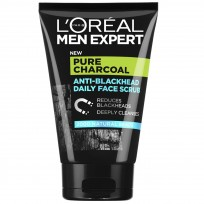 Gel Exfoliante Pure Charcoal LOréal Paris Men Expert 100ml