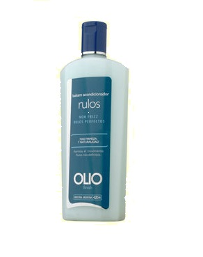 Acondicionador Olio para Rulos Anna de Sanctis x 420 ml