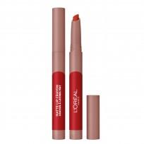 Lápiz Labial L'oréal París infallible Matte Crayon Caramels