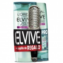 Pack Elvive Arcilla Purificante + Cepillo de Regalo