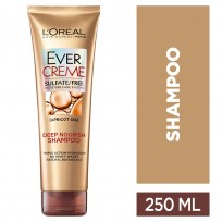 Shampoo Ever Creme Deep Nourish x 250ml Loreal