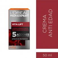 Crema Anti Edad Men Expert Vitalift X 50 Ml