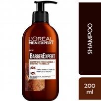Shampoo LOréal Paris Men Expert Barba Rostro y Cabello 200ml