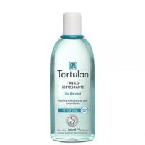 Tonico Refrescante sin Alcohol x 200 ml Tortulan