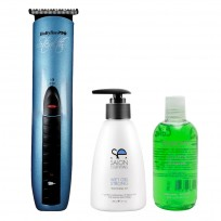 Patillera Stealth Babyliss + Shampoo y Gel Men