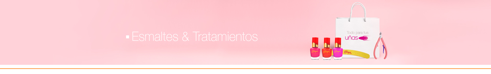 compra Esmaltes & Tratamientos online