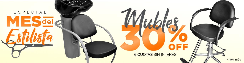 compra Muebles 30% off online